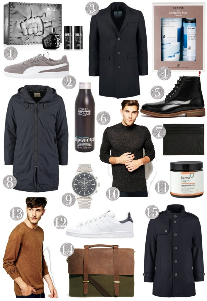 Christmas Gift Guide Boyfriend Brother