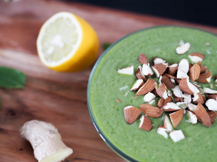 grøn morgenmadssmoothie green breakfast smoothie-7