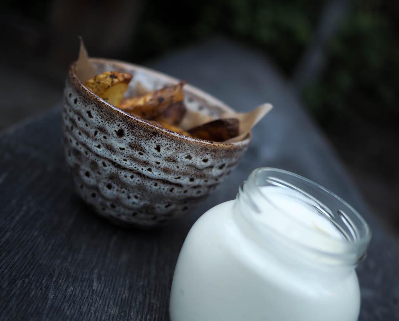 Hjemmelavet vegansk mayonnaise opskrift