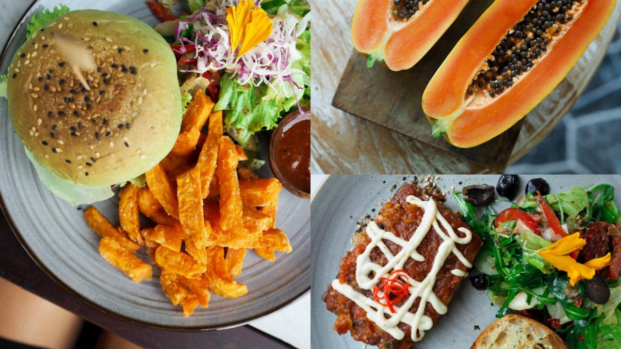 hvad spiser veganer