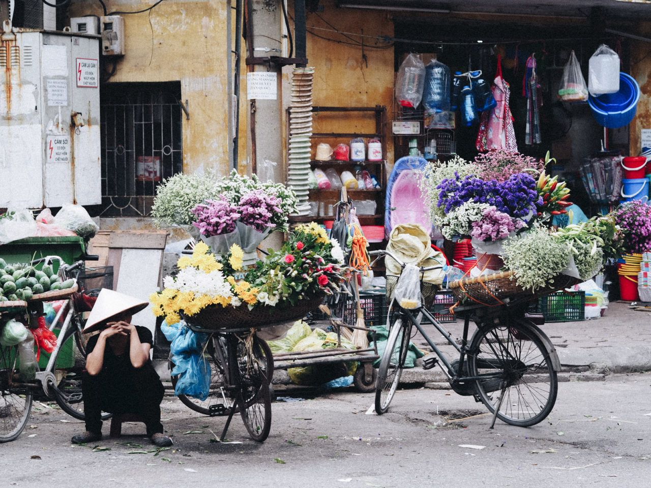 Guide til Hanoi – mad og drikke, hoteller og transport