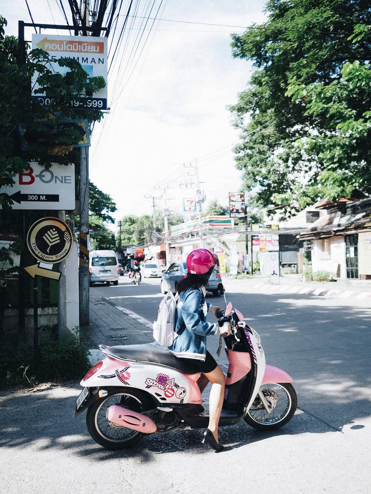 Lejlighed Chiang Mai Thailand