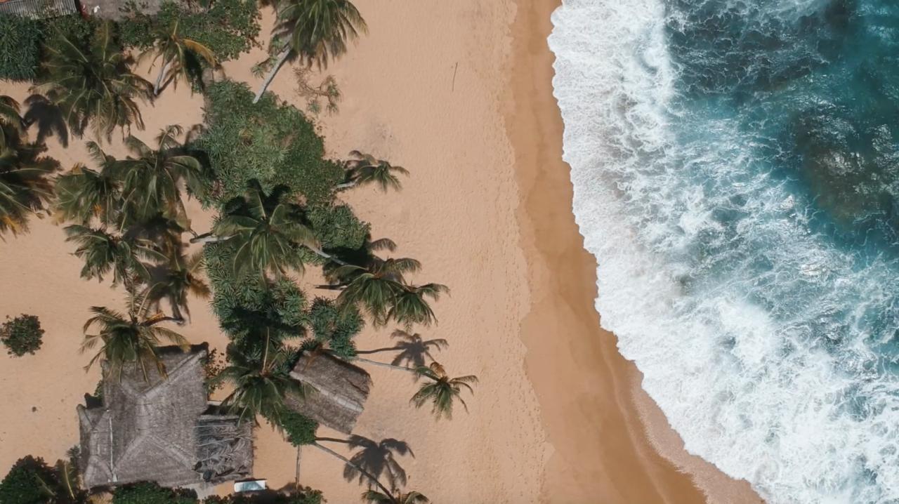 Tangalle Sri Lanka video