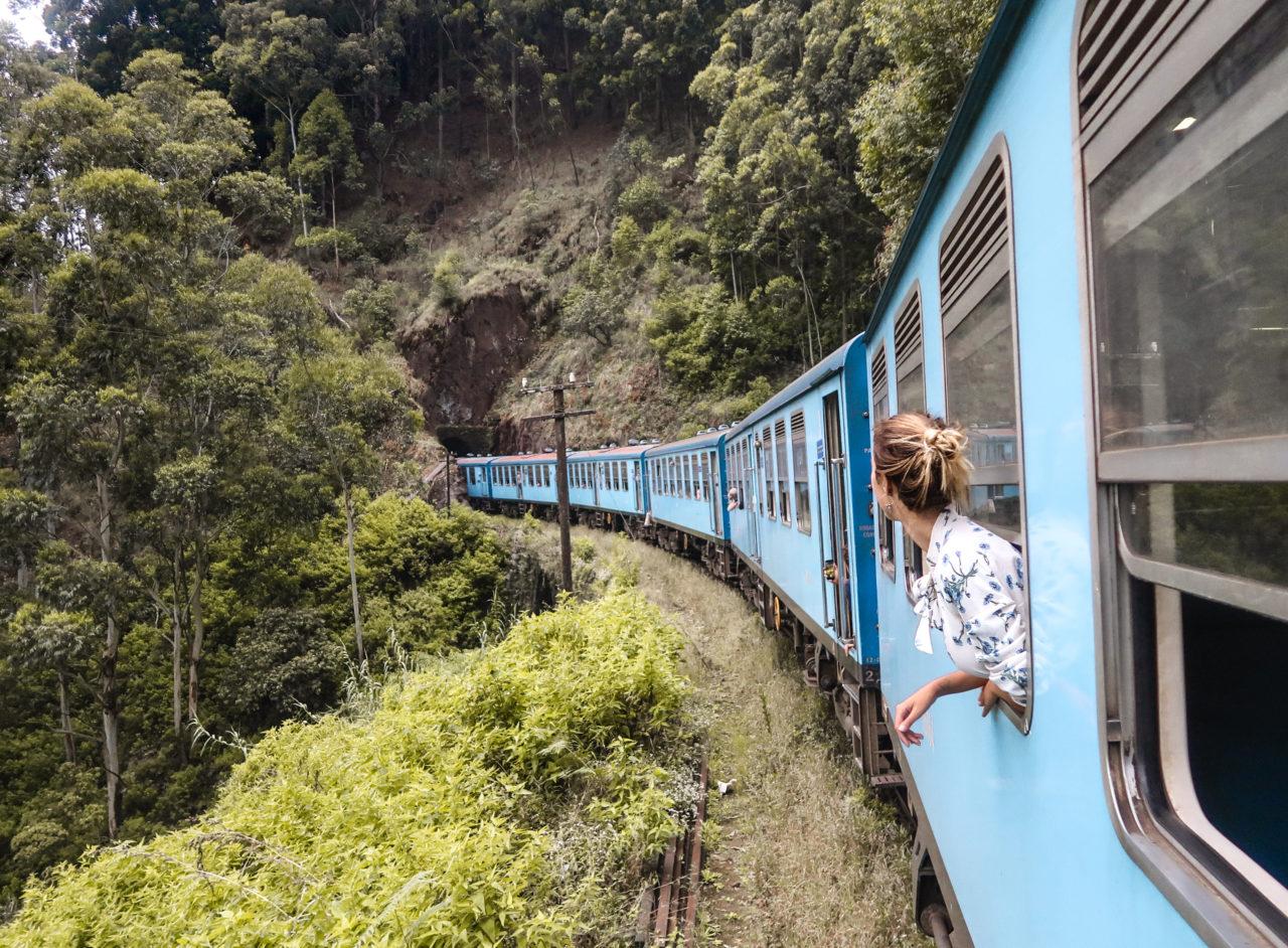 Kandy til Ella togtur - den smukkeste togtur i verden