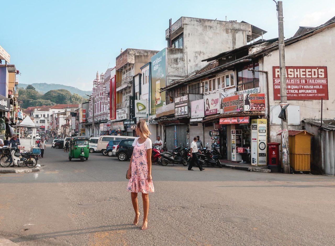 En budgetvenlig guide til Kandy, Sri Lanka